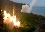 북한 29일 탄도미사일 또 발사