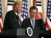 한국군 방위력 증강 전례 없는 수준 협력, 안보 불안 우려 불식  北 최대한 압박·제재 우선