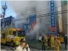 순식간에 퍼진 화재현장,대부분 유독가스에 질식사