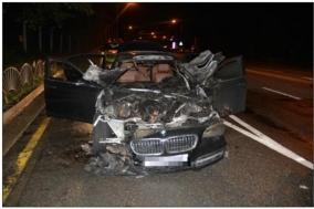 매일 `불타는 BMW`, 안전진단 안 받은 차 운행중지