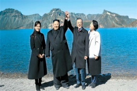 """""""김정은, 비핵화 빨리 끝내고 경제집중 원해"""""""
