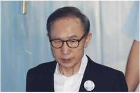 """""""다스 실소유주"""" 이명박,징역 15년·벌금 130억원"""