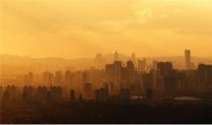 오늘 초미세먼지에 황사까지…중국 내몽골 황사 국내 영향