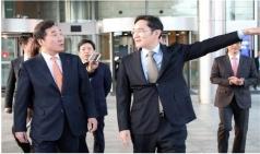 삼성 이재용 부회장의 진담같은 농담