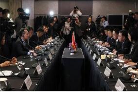 韓中 '미세먼지 조기경보체계' 구축 합의…11월 실행방안 확정