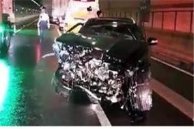 法, '고속도로 만취 역주행 벤츠' 20대 운전자에게 징역 7년 선고