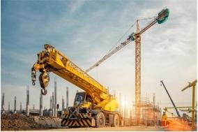 건설기성 18개월 연속 하락…추락하는 건설경기