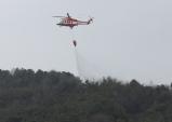 노원 수락산 산불…큰불 잡았지만 강풍예보에 '긴장'
