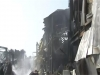 논산 전자부품 공장 폭발 화재...1명 사망· 9명 부상