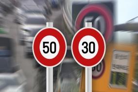도심교통 안전속도 5030 본격 시행
