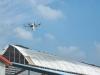 함평군, 축사 지붕 '친환경 열차단재' 도포‧‧‧폭염예방