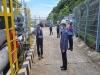 서해해경청, 대규모 기름저장 해양시설 현장점검